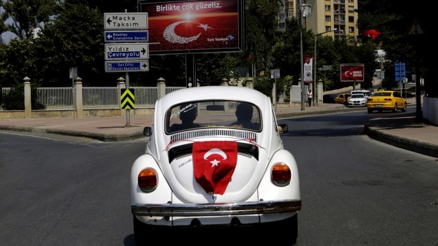 Export Türkei