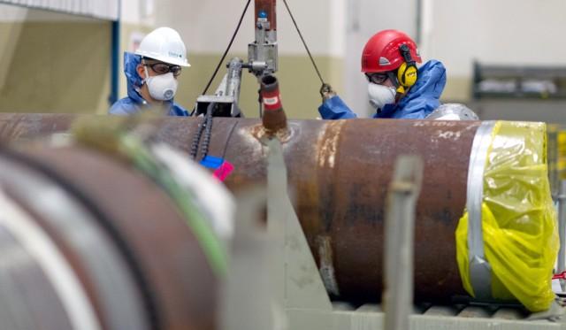 EnBW informiert über Abbau stillgelegter Atommeiler