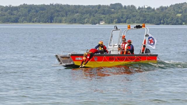 Starnbeger See - Keine Rettungsschwimmer in Ambach - Bad Tölz ...