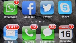 Ungelesene Mails am Handy