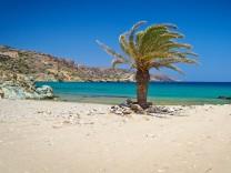 Strand von Vai, Kreta