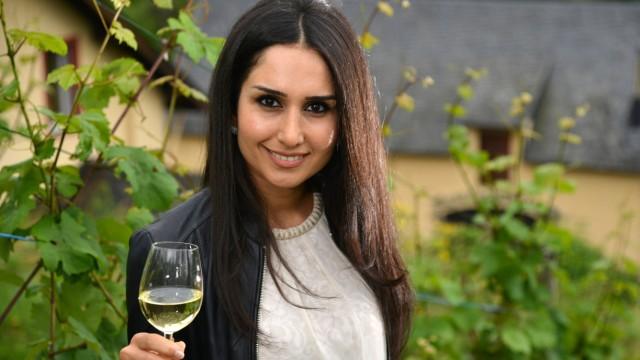 Ninorta Bahno aus Syrien wird Weinkönigin