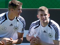 Lars und Sven Bender