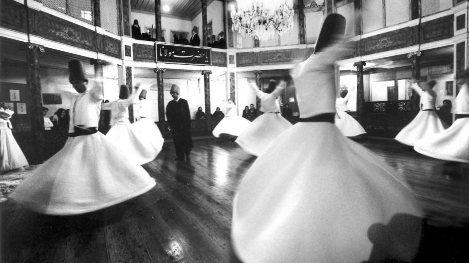 Feuilleton Islamische Mystik