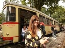Rheinbahn organisiert eine Pokemon-Fahrt durch die Stadt