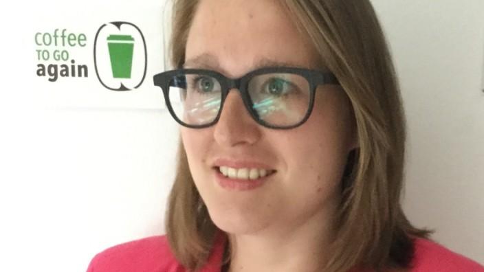 Julia Post Coffee to go again Grüne Giesing-Harlaching