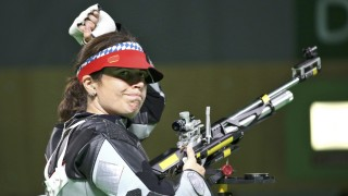 2016 Rio Olympics - Shooting - Final - Women's 10m Air Rifle Finals