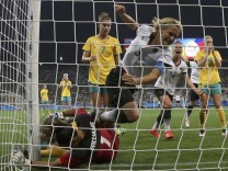 Football - Women's First Round - Group F Germany v Australia