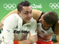 2016 Rio Olympics - Artistic Gymnastics - Preliminary - Men's Qualification