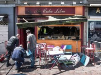 Thirteen dead and many injured in bar fire in Rouen