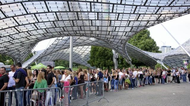 Konzerte München Olympiastadion