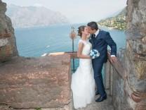 Hochzeit am Gardaseeg