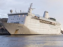 Cruise ship to be used as migrant accommodation in Sweden