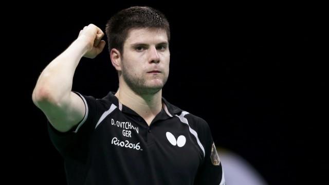 2016 Rio Olympics - Table Tennis - Men's Singles