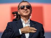 Erdoğan, Türkei