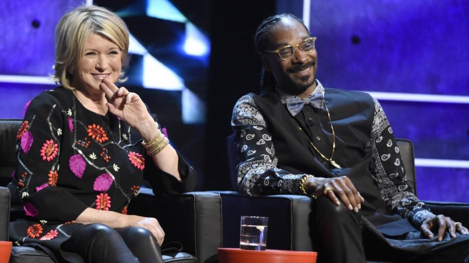 Martha Stewart, Snoop Dogg
