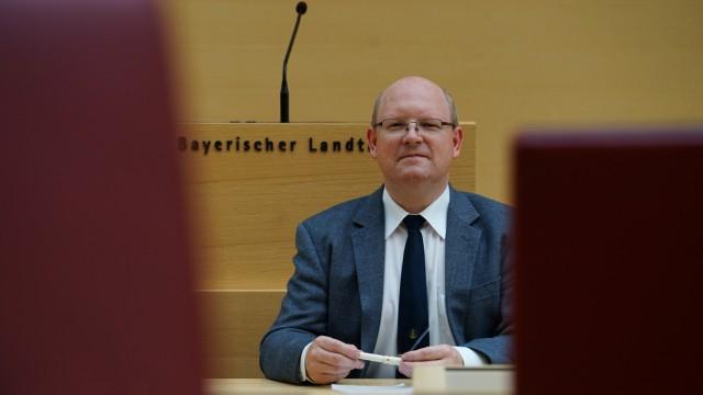 Bayerischer Landtag Kurzschrift
