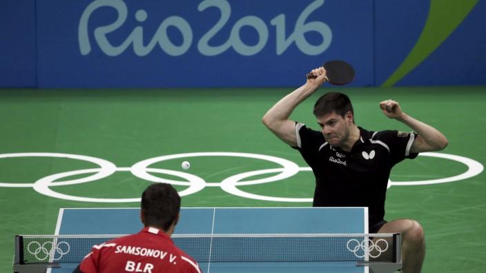 Table Tennis - Men's Singles