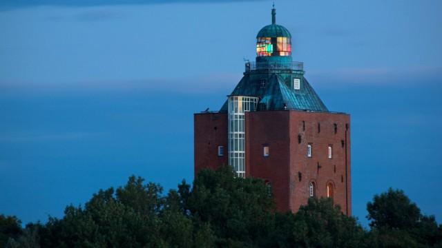 Nordsee Leuchttürme