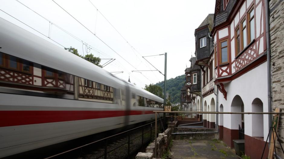 Bahnlärm