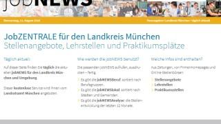 Süddeutsche Zeitung Landkreis München Online-Jobsuche