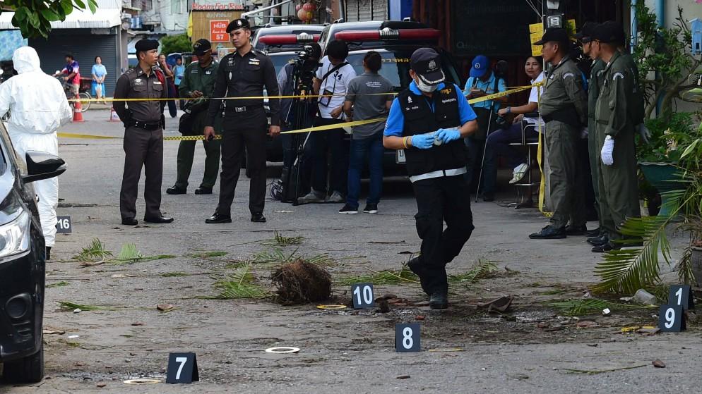 Bombenanschläge auf Urlaubsorte in Thailand - mehrere Tote, drei Deutsche verletzt