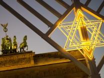 Jüdisches Lichterfest Chanukka