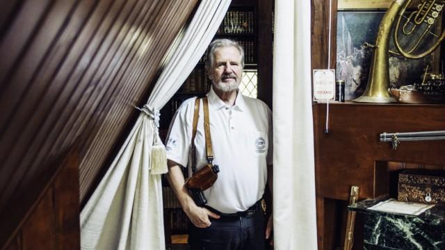 Bodyguard Horst Pomplun