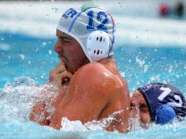 Water Polo - Men's Preliminary Round - Group B Italy v France