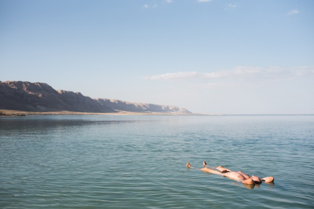 Das Tote Meer stirbt