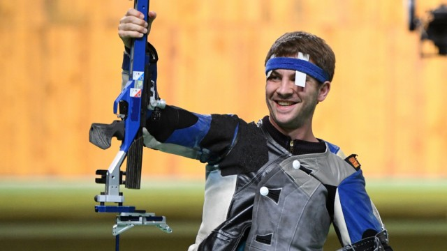 Olympic Games 2016  Shooting