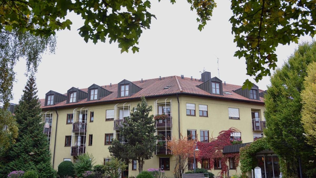 Puchheim - Pflegeheim muss abgerissen werden ...