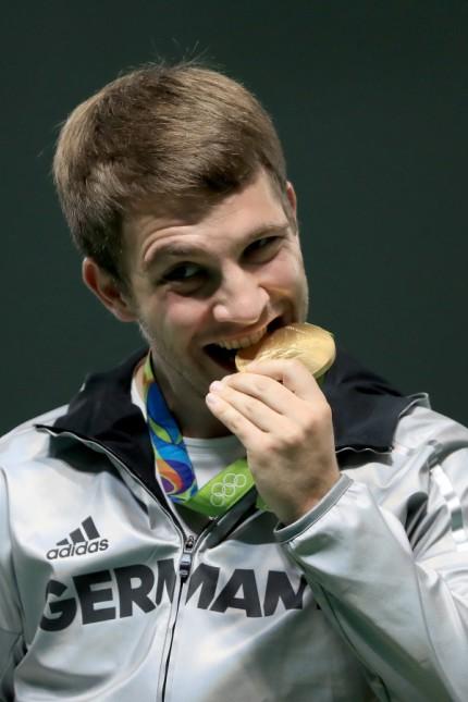 Shooting - Olympics: Day 7