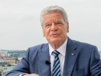 Berlin direkt - Sommerinterview mit Joachim Gauck