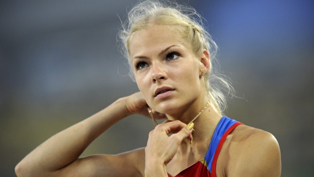 Rio 2016 - Darja Klischina