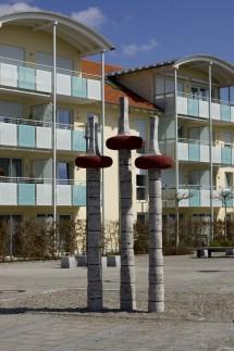 Puchheim: Neubau-Gebiet Gabriele-Münter-Strasse / Immobilien