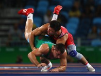 Wrestling - Olympics: Day 10