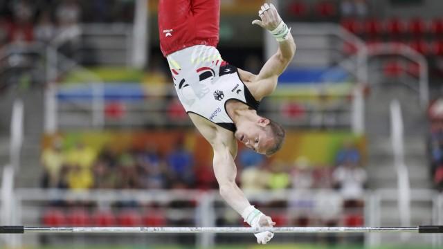 Artistic Gymnastics - Men's Qualification - Subdivisions