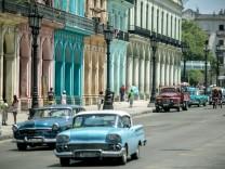 Kuba - Havanna; Kuba Havanna