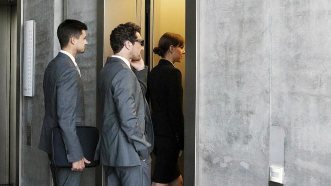 Männer verteidigen im Büro ihr Revier vor Frauen, weil sie Angst vor Machtverlust haben. (Foto: imago/Westend61)