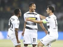 YB Bern v Borussia Moenchengladbach - UEFA Champions League Qualifying Play-Offs Round: First Leg
