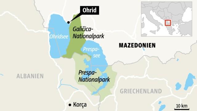 Mazedonien Mazedonien