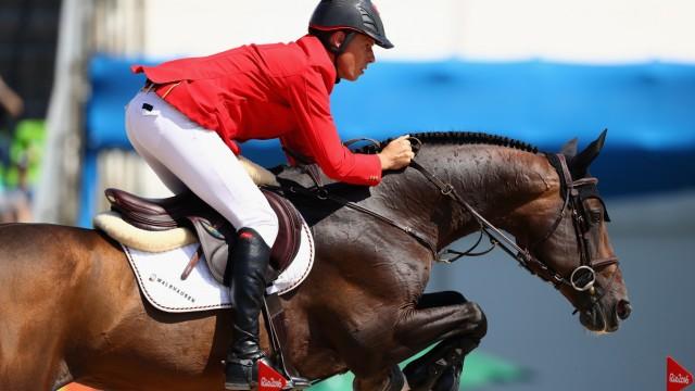 Equestrian - Olympics: Day 11