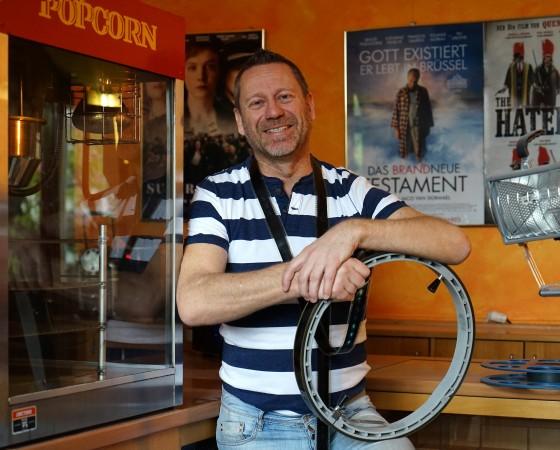 Umbau und Modernisierung der Rex-Kinos, 2016