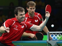 Table Tennis - Olympics: Day 12