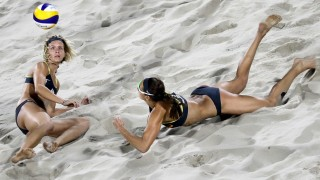 Kira Walkenhorst, Laura Ludwig Beachvolleyball Olympia