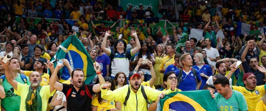 Rio 2016 - Volleyball