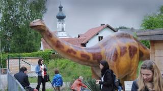 Süddeutsche Zeitung Erding Dino-Exponat