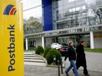 Postbank legt Bilanz für 2008 vor