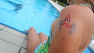 Präventionsprojekt gegen Belästigung in Schwimmbädern